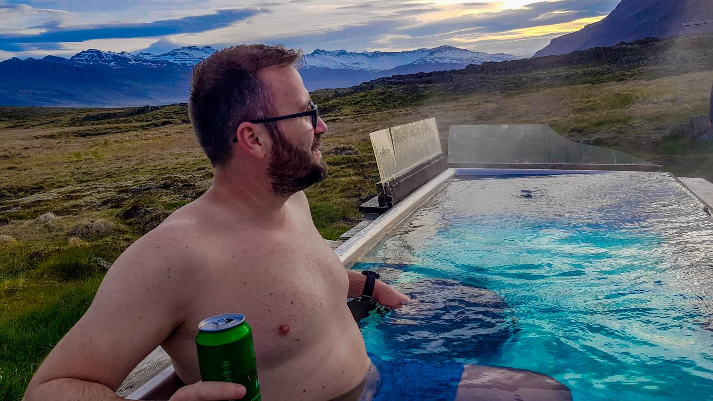 Djúpivogur HotPot Islanda