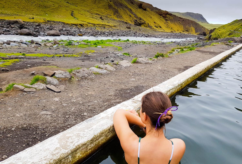 Seljvallalaug Hotpot Islanda