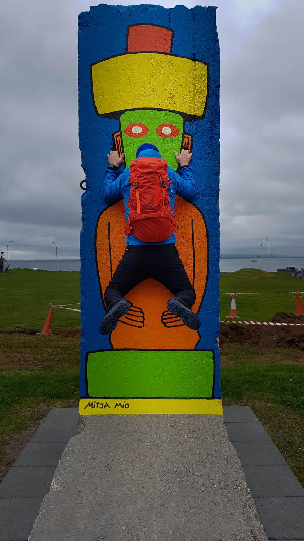 Reykjavik Statue Islanda