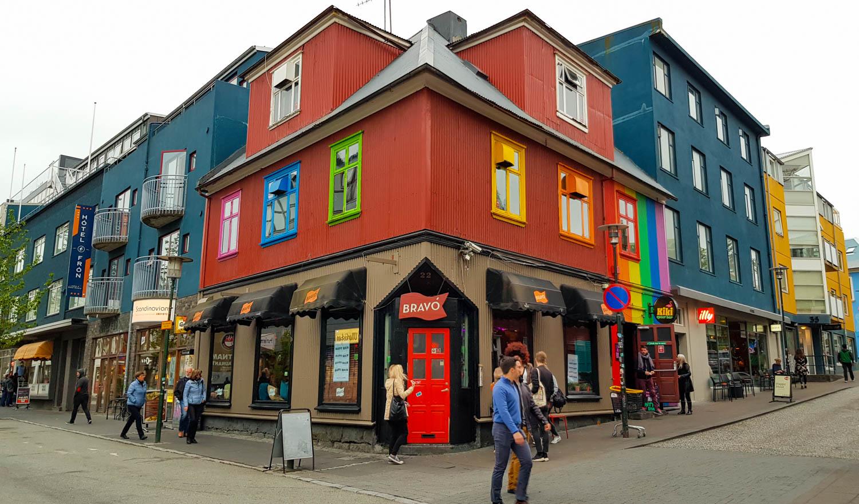 Reykjavik Building Islanda