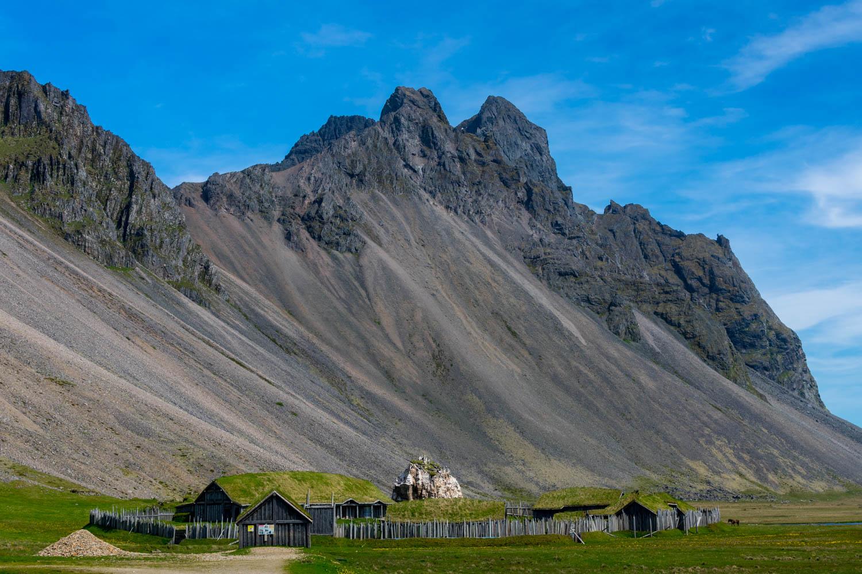 Stokksnes Vestrahorn Farm Islanda