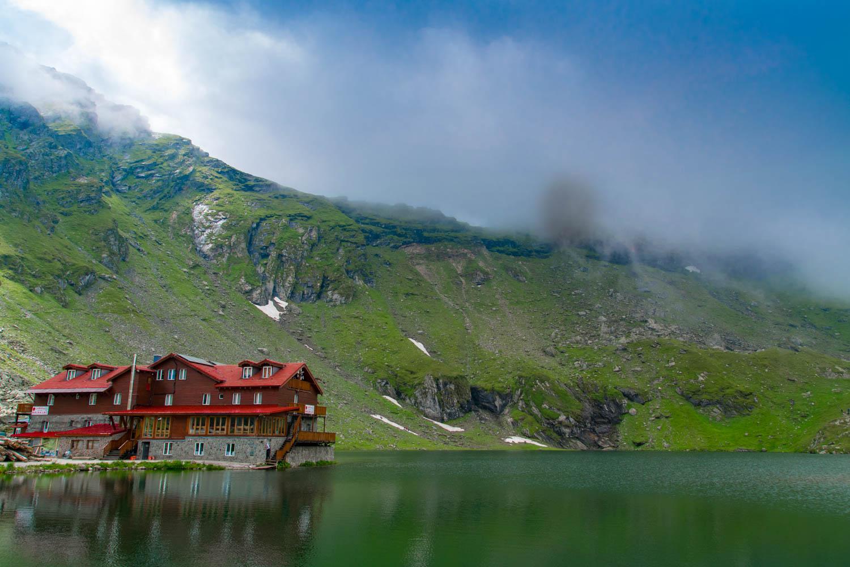 Transfagarasan Balea lac hotel