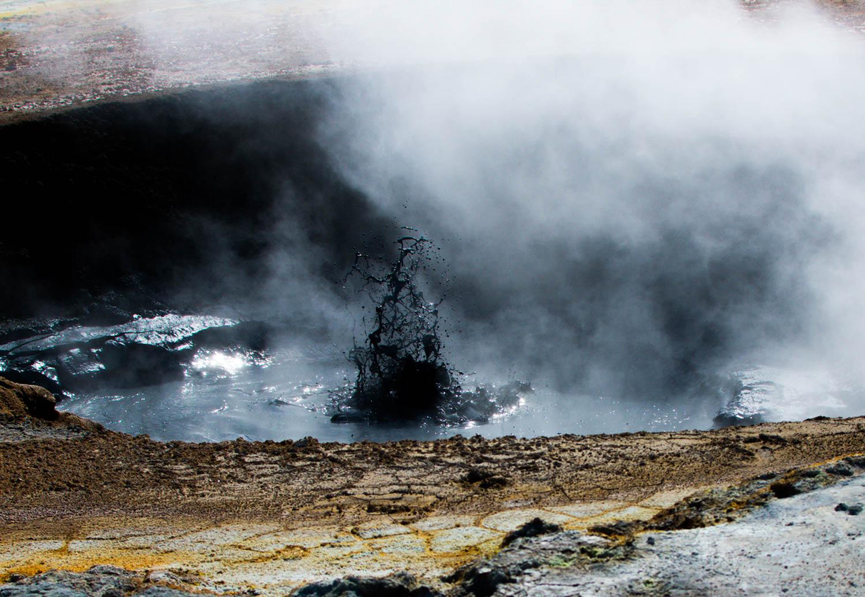 Hverir Islanda Bad Smell