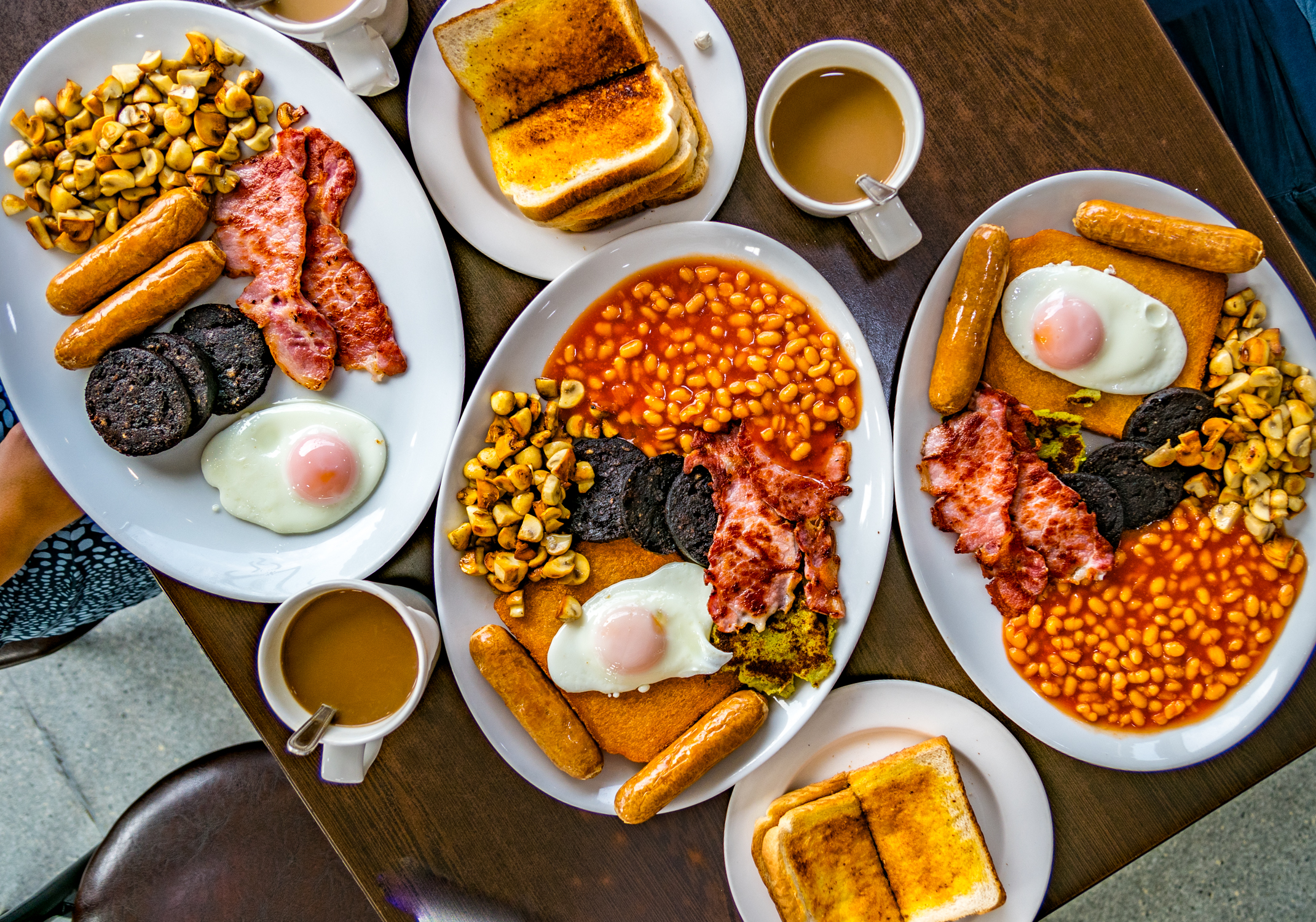 English Breakfast Londra