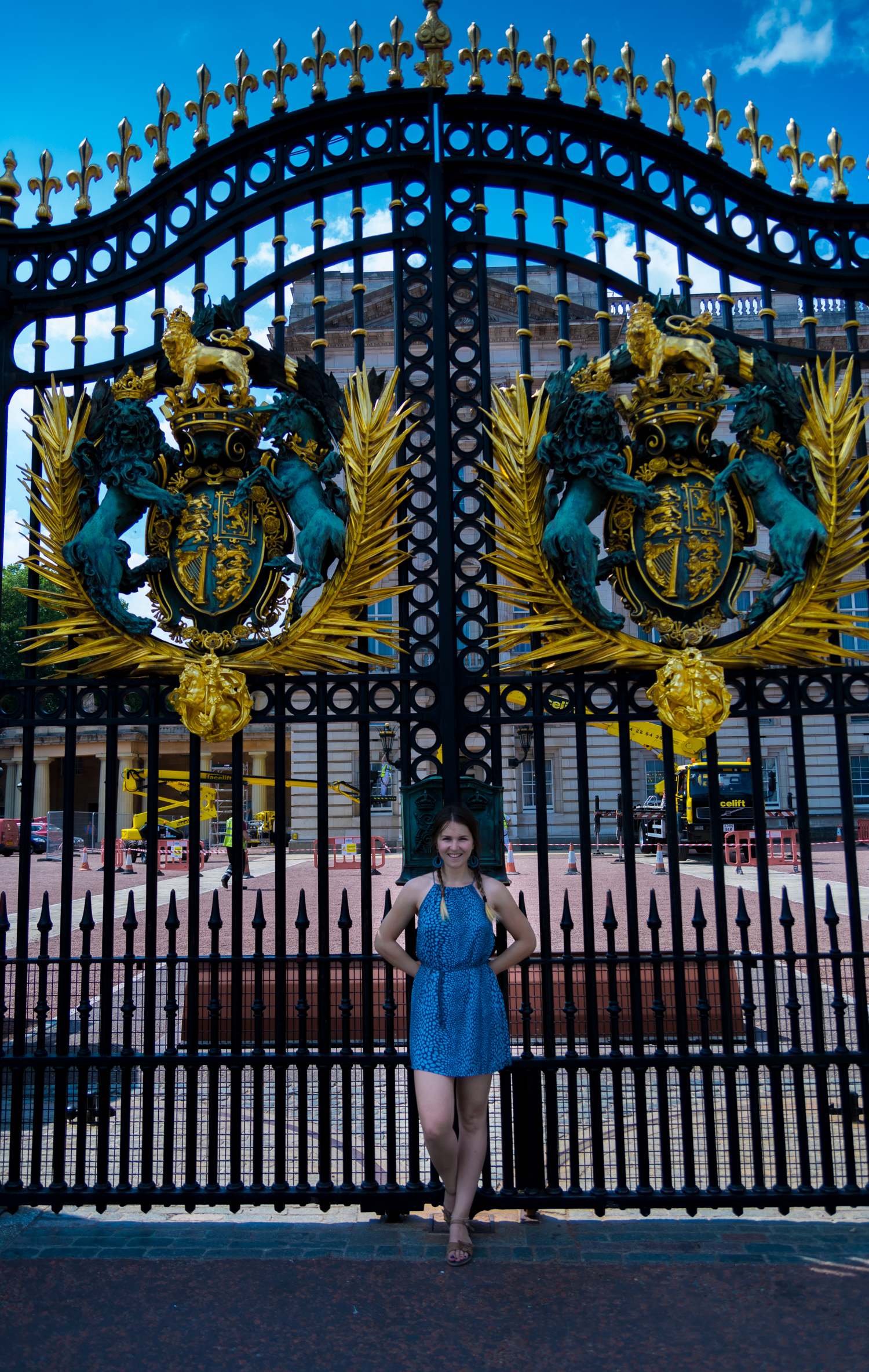 Buckingham Palace Londra