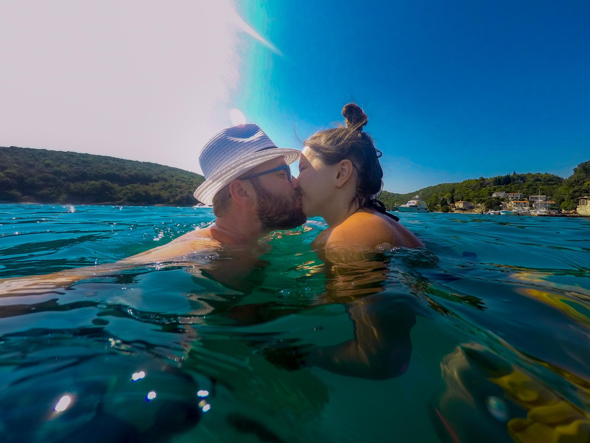 Beach Croatia Istria Sun