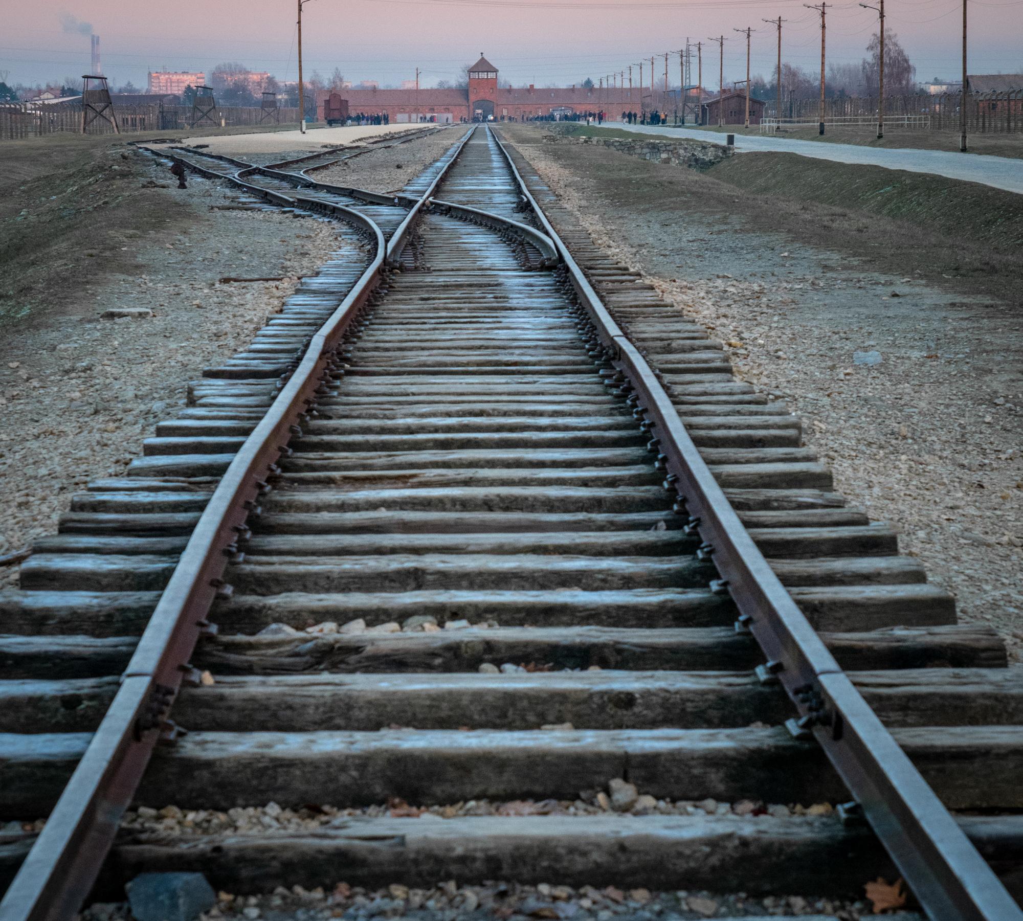 Auschwitz-Birkenau Railway