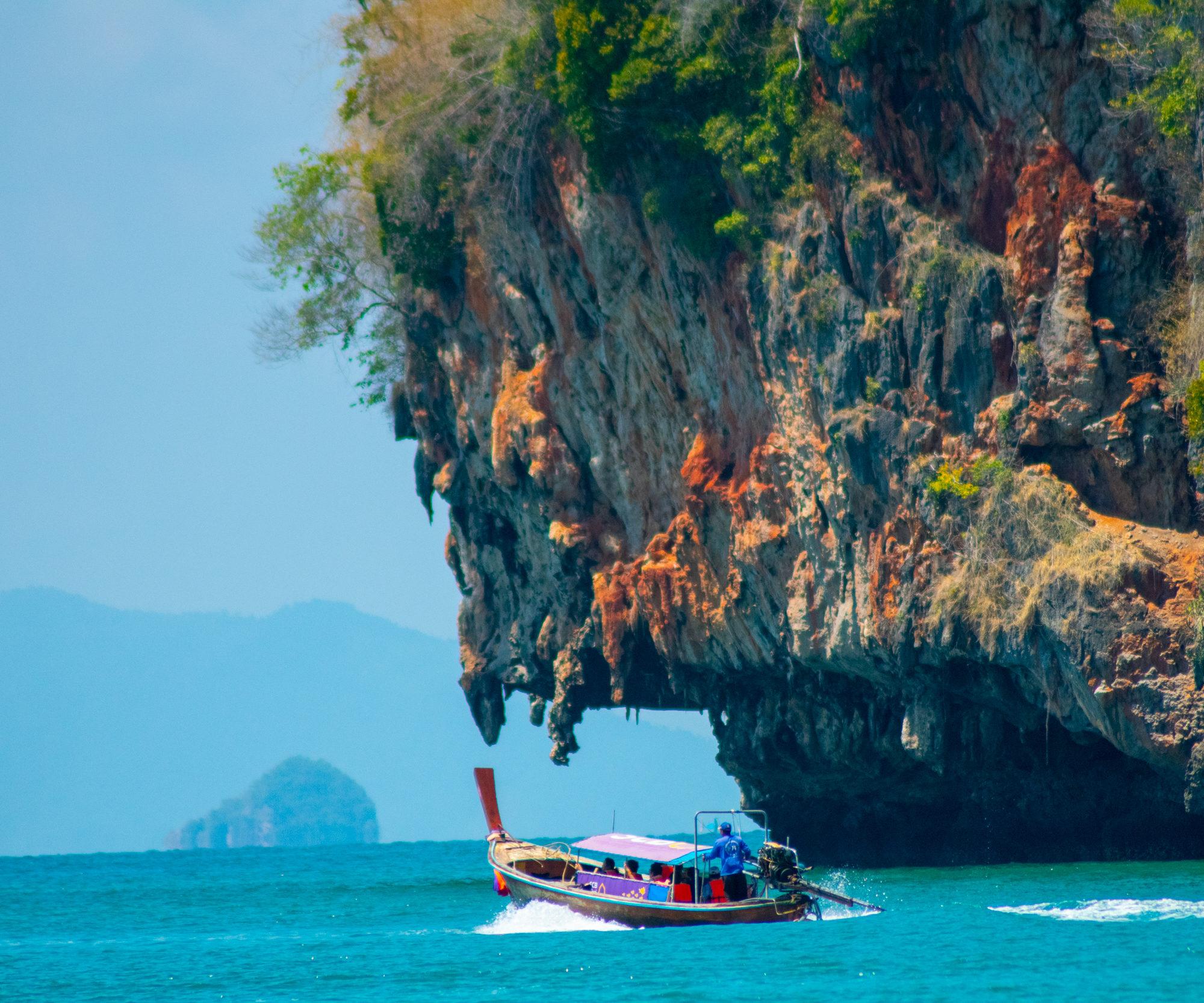 thailand speedboat