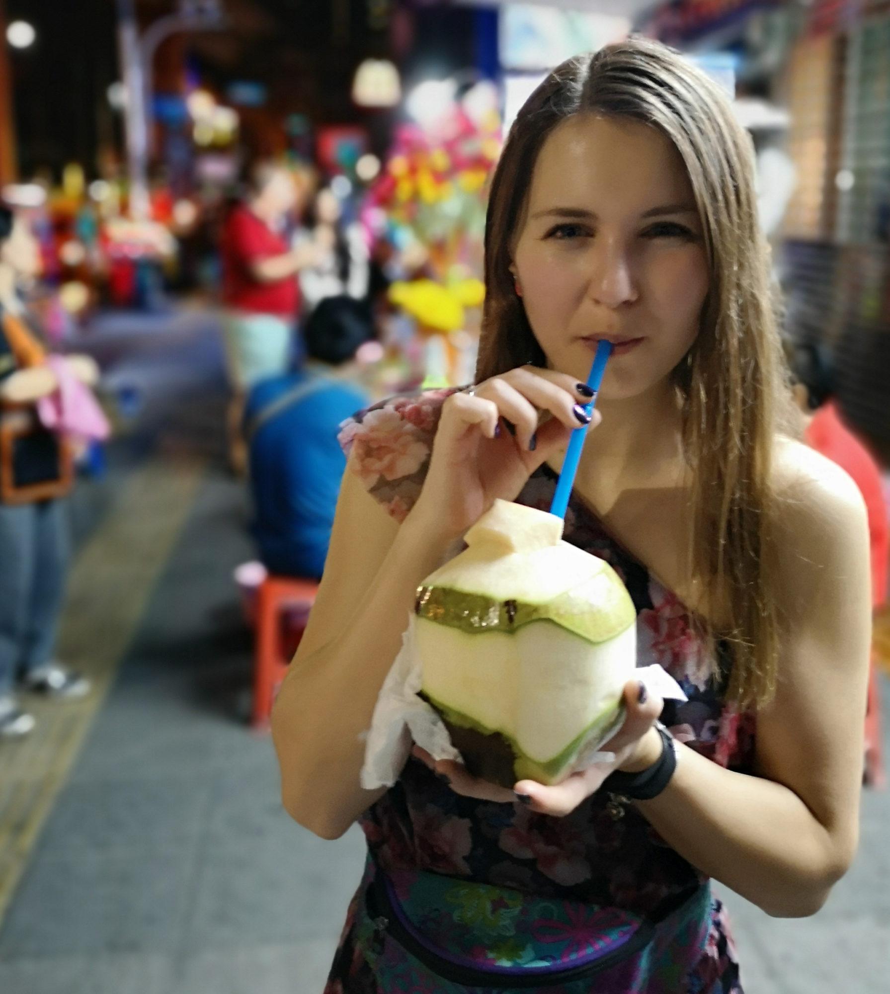 coconut milk thailand