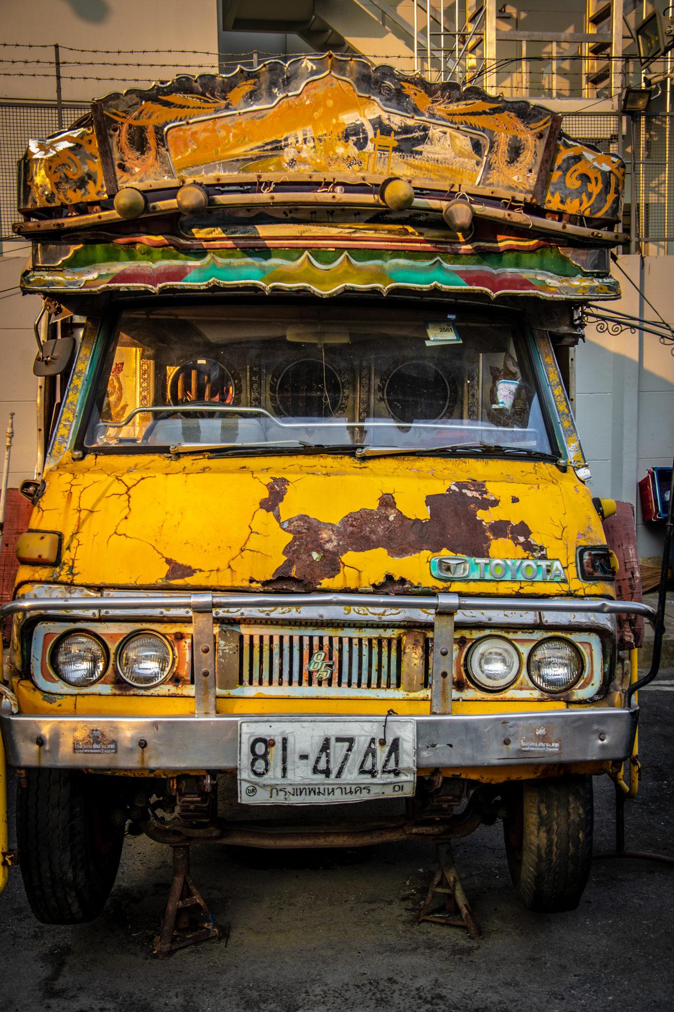 bangkok wreck