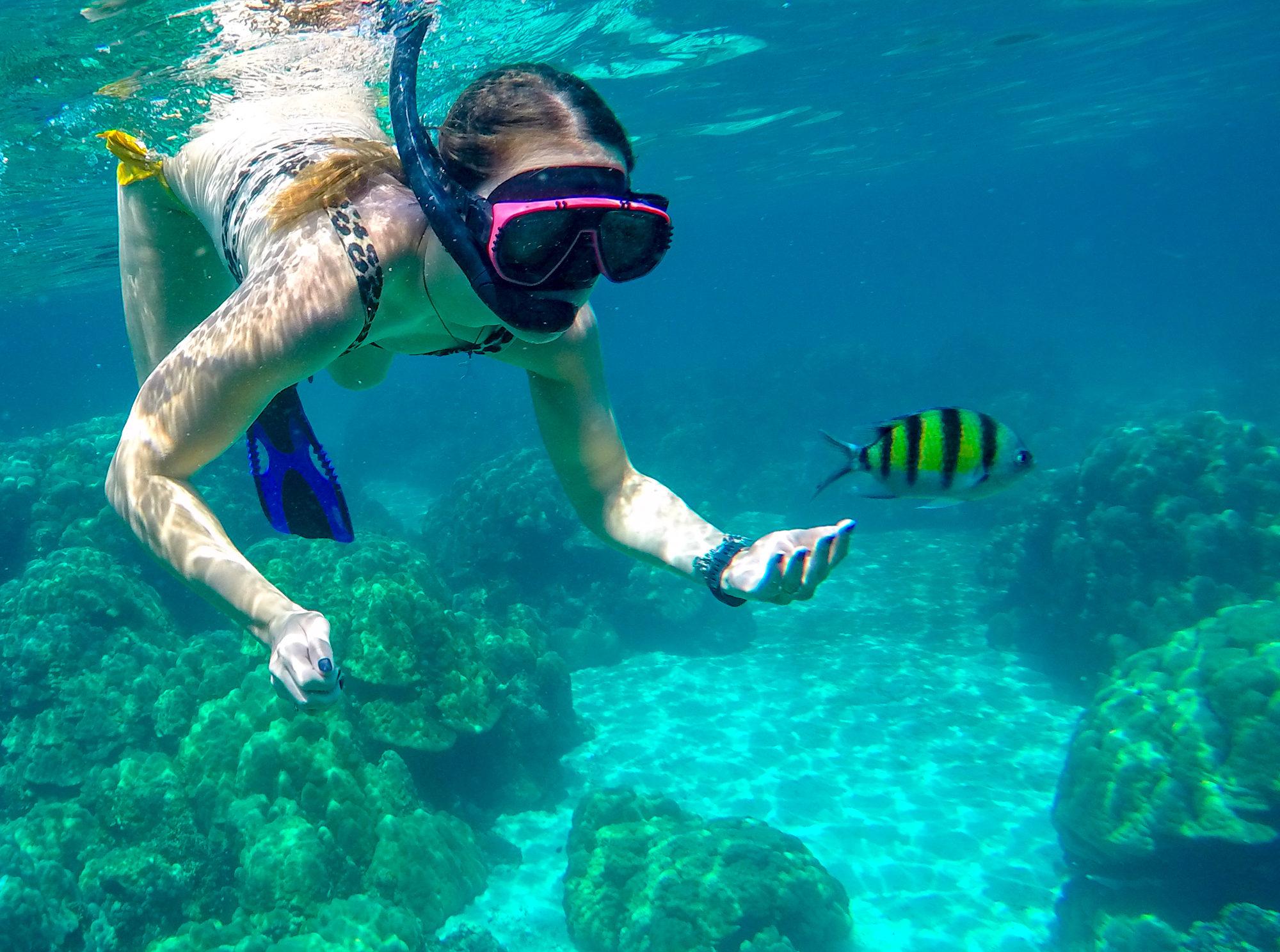 thailand koh lanta snorkeling