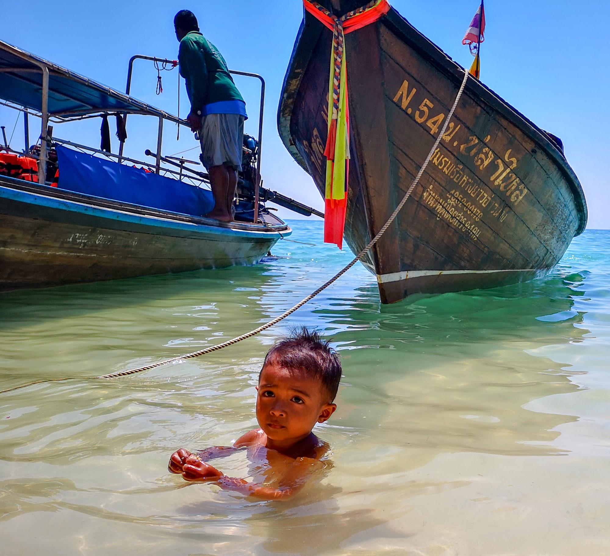 thailand child