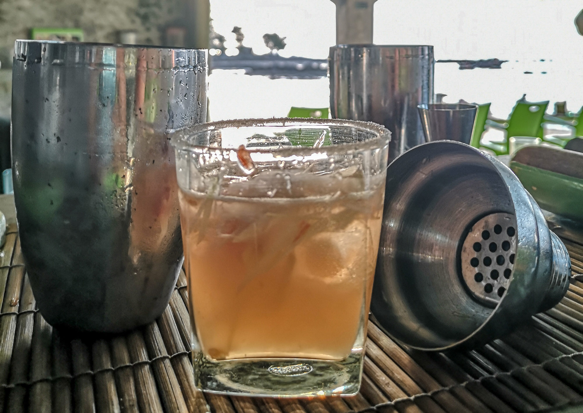 thailand koh lanta cocktail class