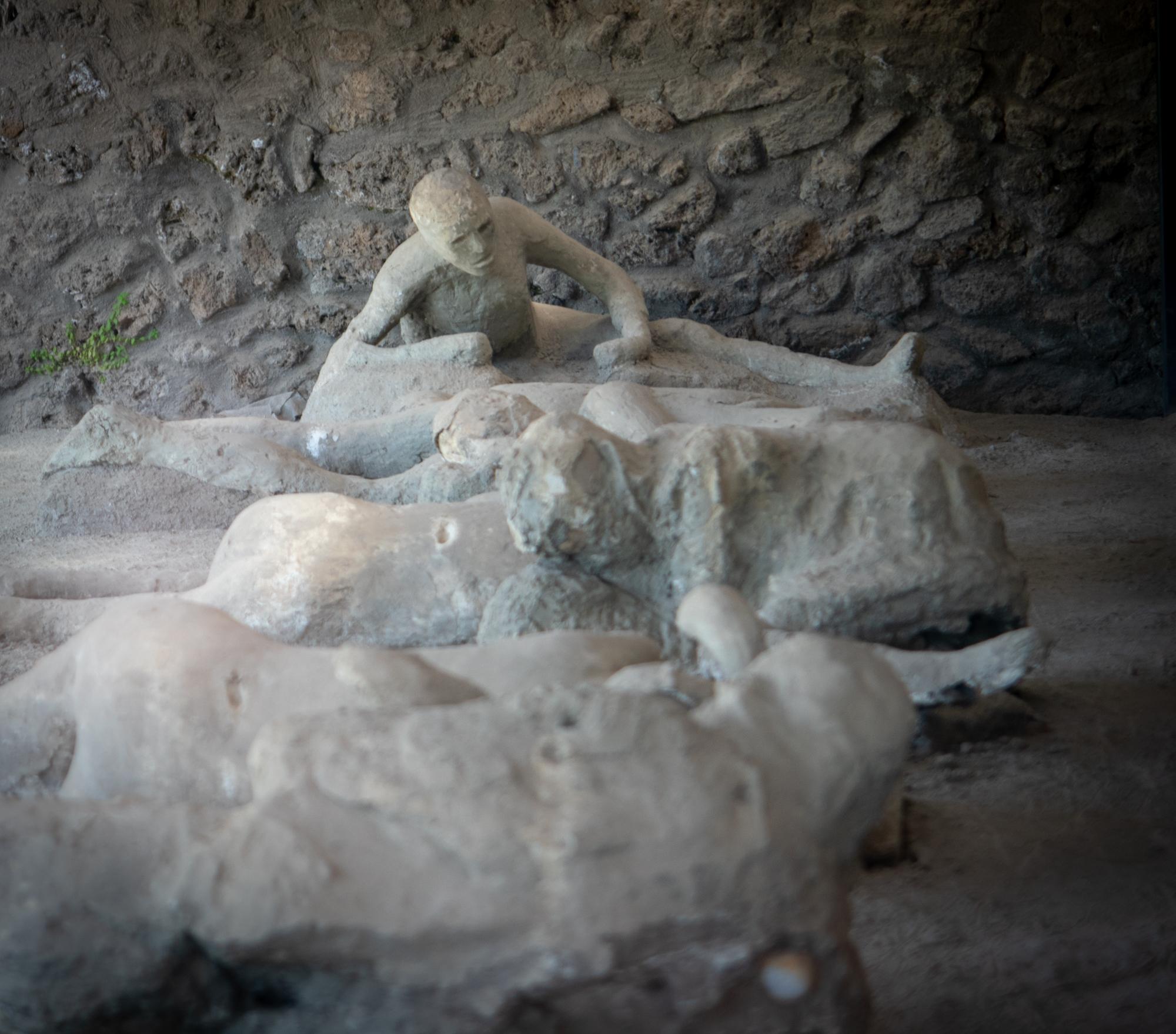 pompeii people