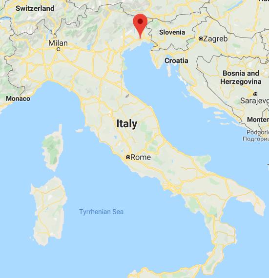italia campare off venetia